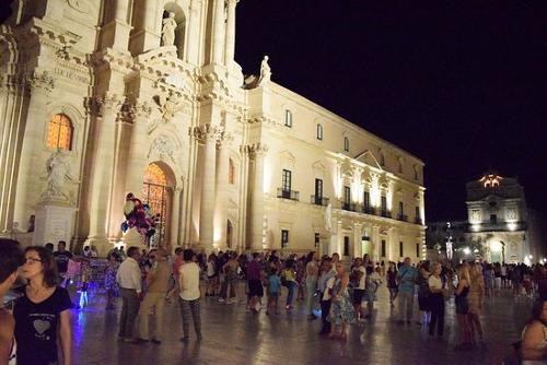 Siracusa Small Group Walking Tour