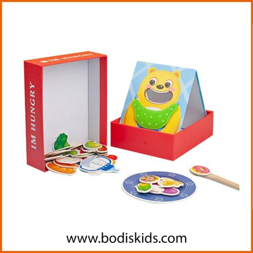 Educational Wood Toy