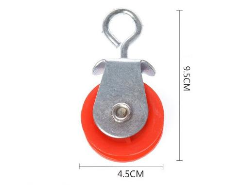 Plastic Pulley for poutry farm