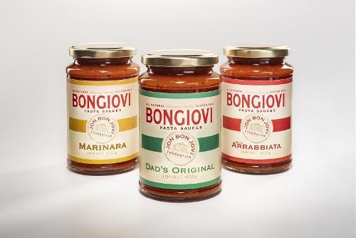 Bongiovi Pasta Sauce