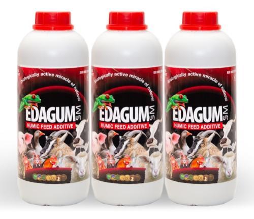 Humic Animal Feed Supplement Edagum® Sм
