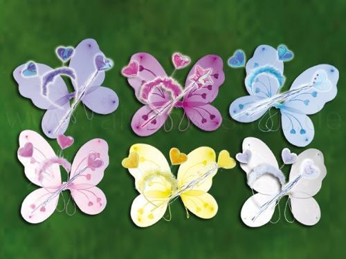 Schmetterlingsflügel, Engelsflügel, Feenflügel (40x50...