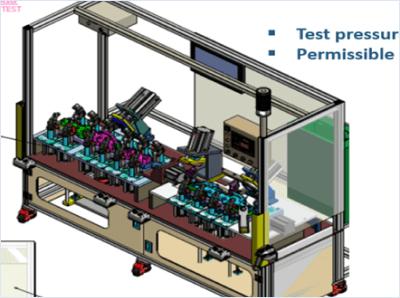 Manifold Leak Test Spm – 1 No