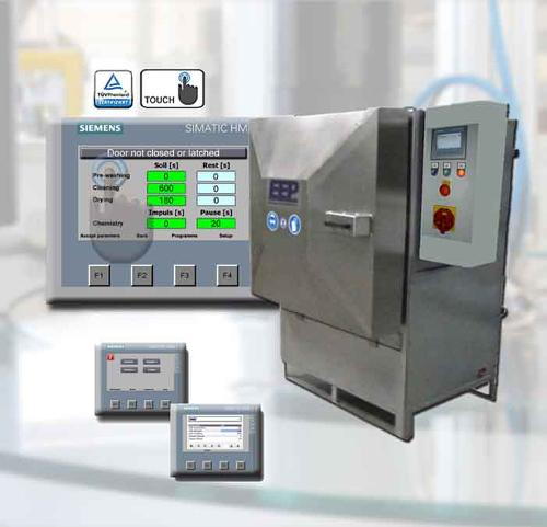 machine de lavage W40/90 haute performance