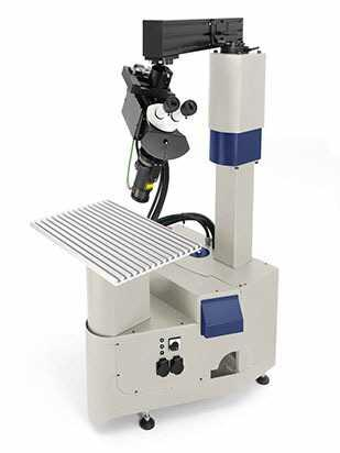 Mobile Laser Welding Head up to 220 Watts