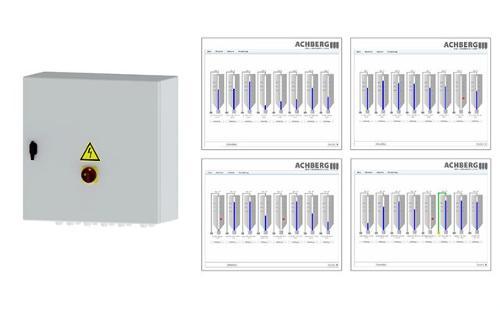 Steuerung Silo mit Datenbank