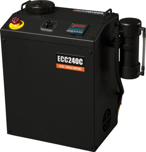 Machine de Décalaminage Mobile ECC 240C 400 Litres - 12V