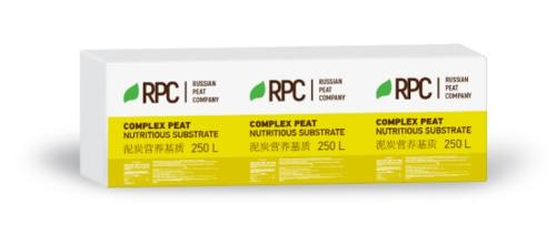 Complex Peat nutritious substrate
