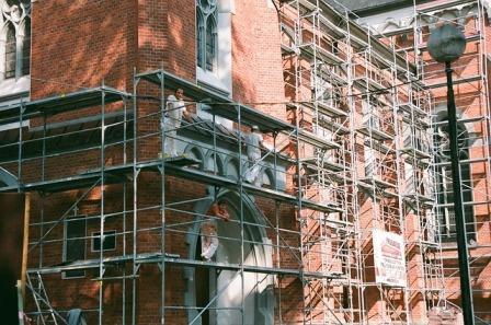 Alquiler de andamios para obras en sevilla