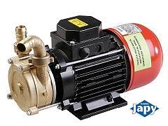 Pompes électriques courant continu 12 ou 24 V