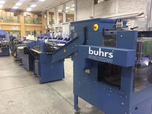 Buhrs 3000 filmwrapping system