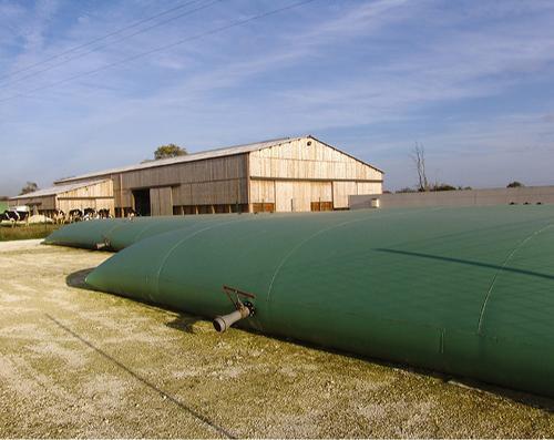 Réservoir souple stockage effluents