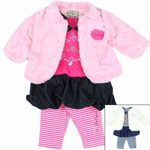 Manufacturer baby set of clothes licenced Lee Cooper
