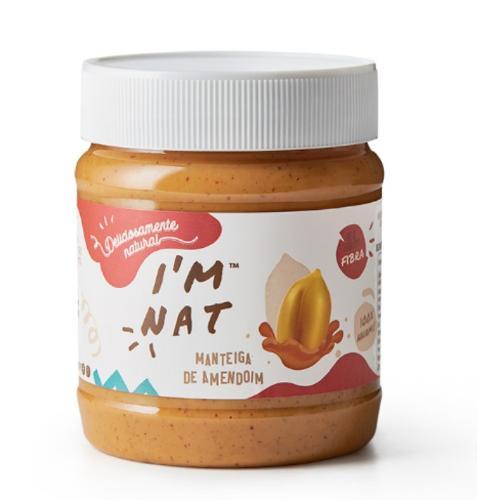 Manteiga de Amendoim