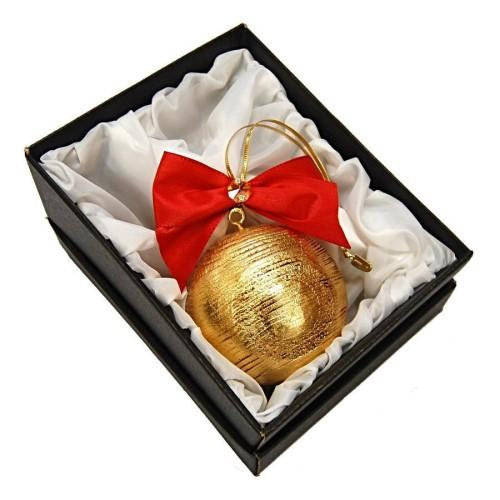 Wooden Christmas Decorative Bauble