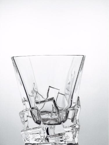 Service Glacier 6 verres à Whisky