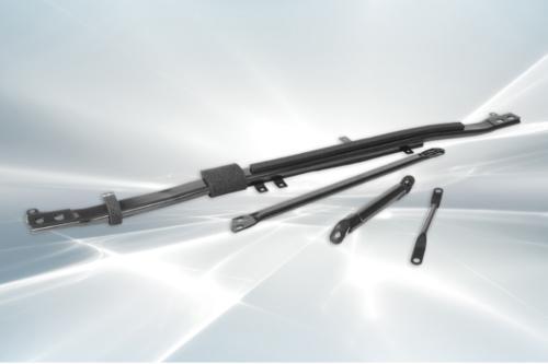 Rohrkomponenten für Karosserie