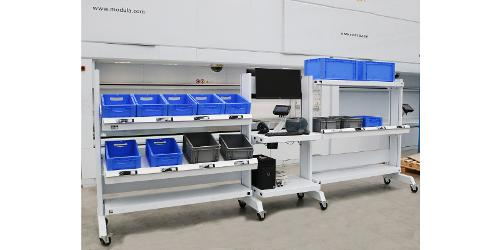 Picking Solutions: Picking Station