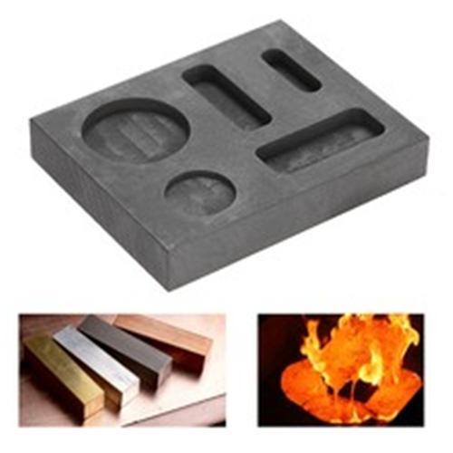graphite mold for gold billets