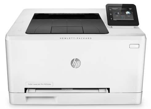 Imprimante laser couleur HP Laserjet Pro 200 M252Dw