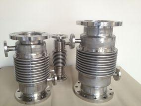 Chamber expansion joints