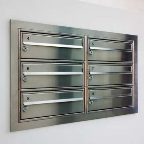 Metal Mailboxes
