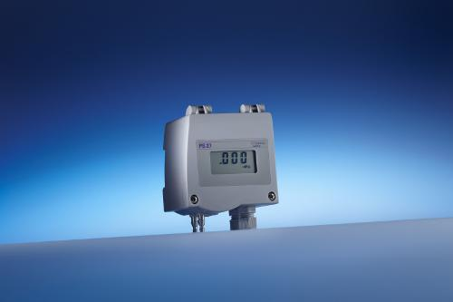 Differential pressure transmitter PS 27