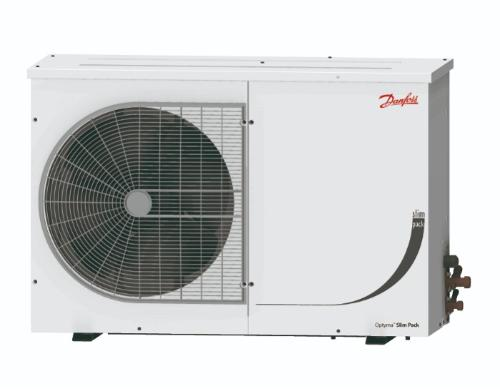 Groupe de condensation Danfoss Optyma™ Slim Pack