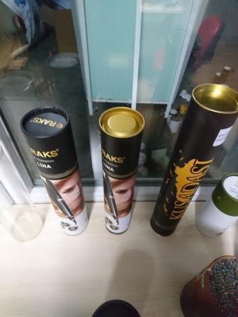 Zylinderverpackungen