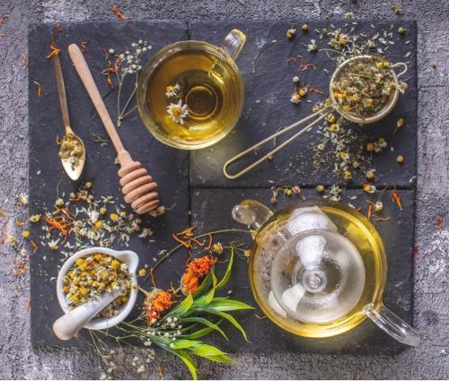 Dried Chamomile Herb
