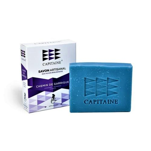 "Chemin De Garrigue"" Organic Soap - Regenerating Capitaine Cosmetique"