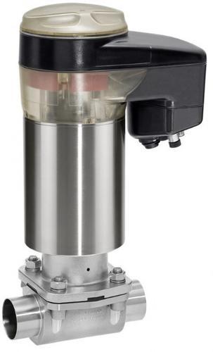 Motorized diaphragm valve GEMÜ 649 eSyDrive