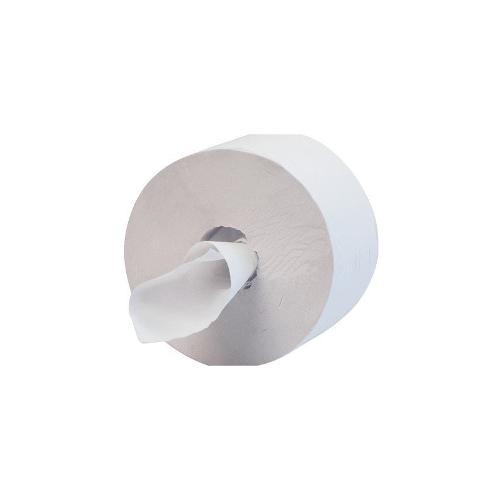 Papier Hygiénique à dévidage centrale. Lot de 6 rouleaux