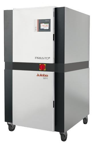 PRESTO W91ttx - Sistemi di regolazione della temperatura