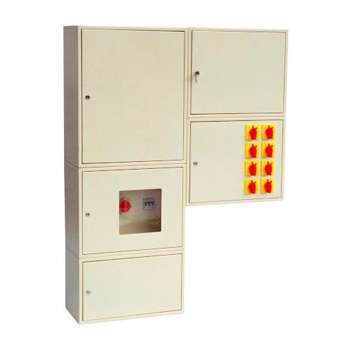 Switchgear for residential buildings