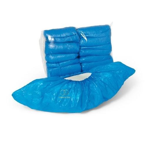 Disposable Boots Set 1000 Pieces Blue
