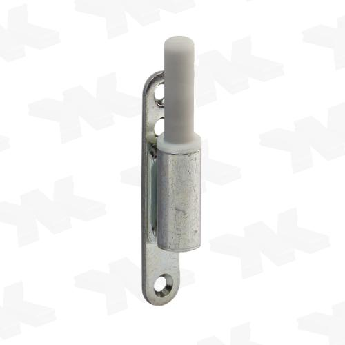 Screw-on frame pivot with pivot pin