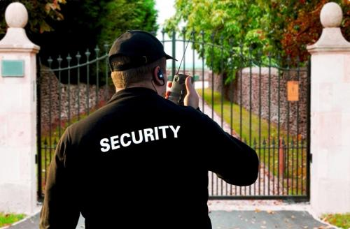 Agent de securité