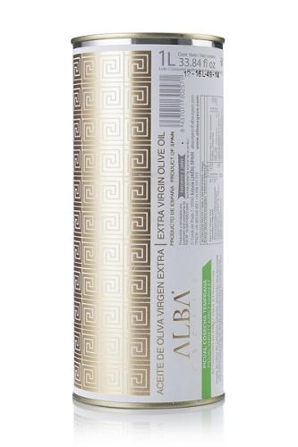 Aceite de oliva virgen extra primera cosecha 1L. bote