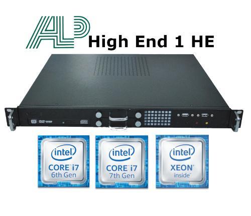 1 HE Server von Alptech