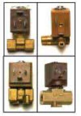 Electrovanne eau/vapeur