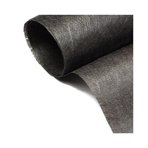 Géotextile pour gazon synthétique 120g - Noir