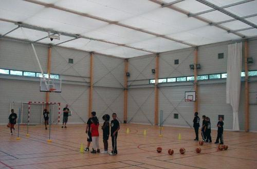 Hall de Sports collectifs