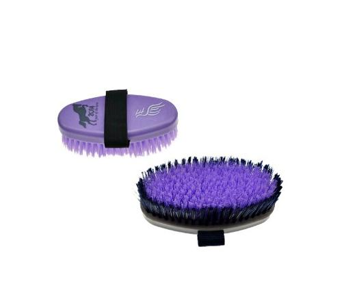 horse body cleaning brush
