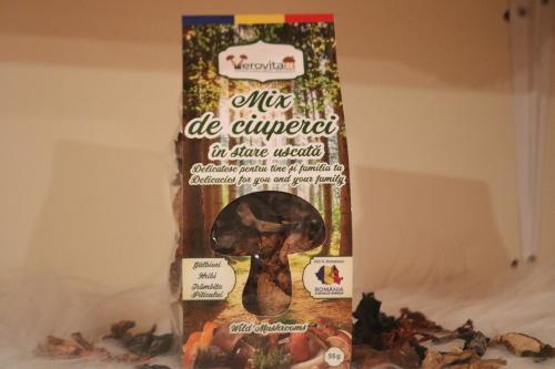 Wild Mushrooms mix