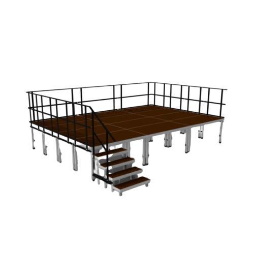 Podium modulaire