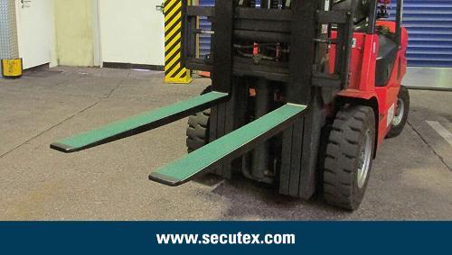 Secutex Secugrip Fork Coating