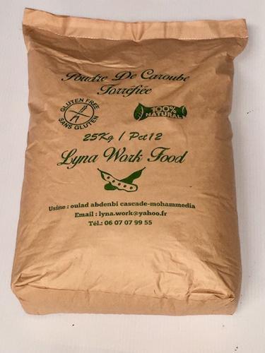 harina de algarrobo industrial