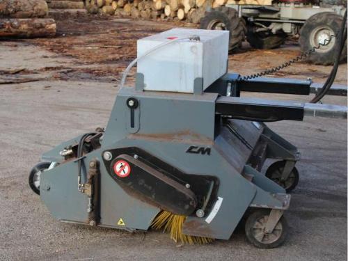 Industrial sweeping bucket CSI 150