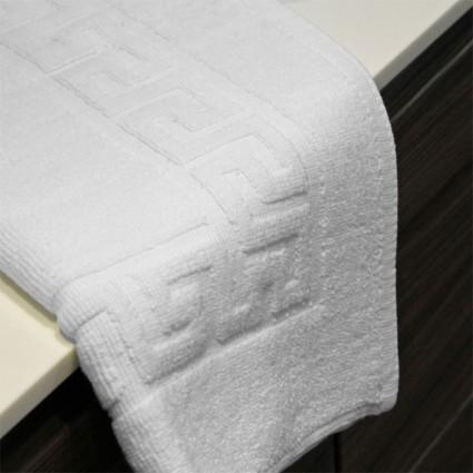 Linge de toilette : serviettes éponge